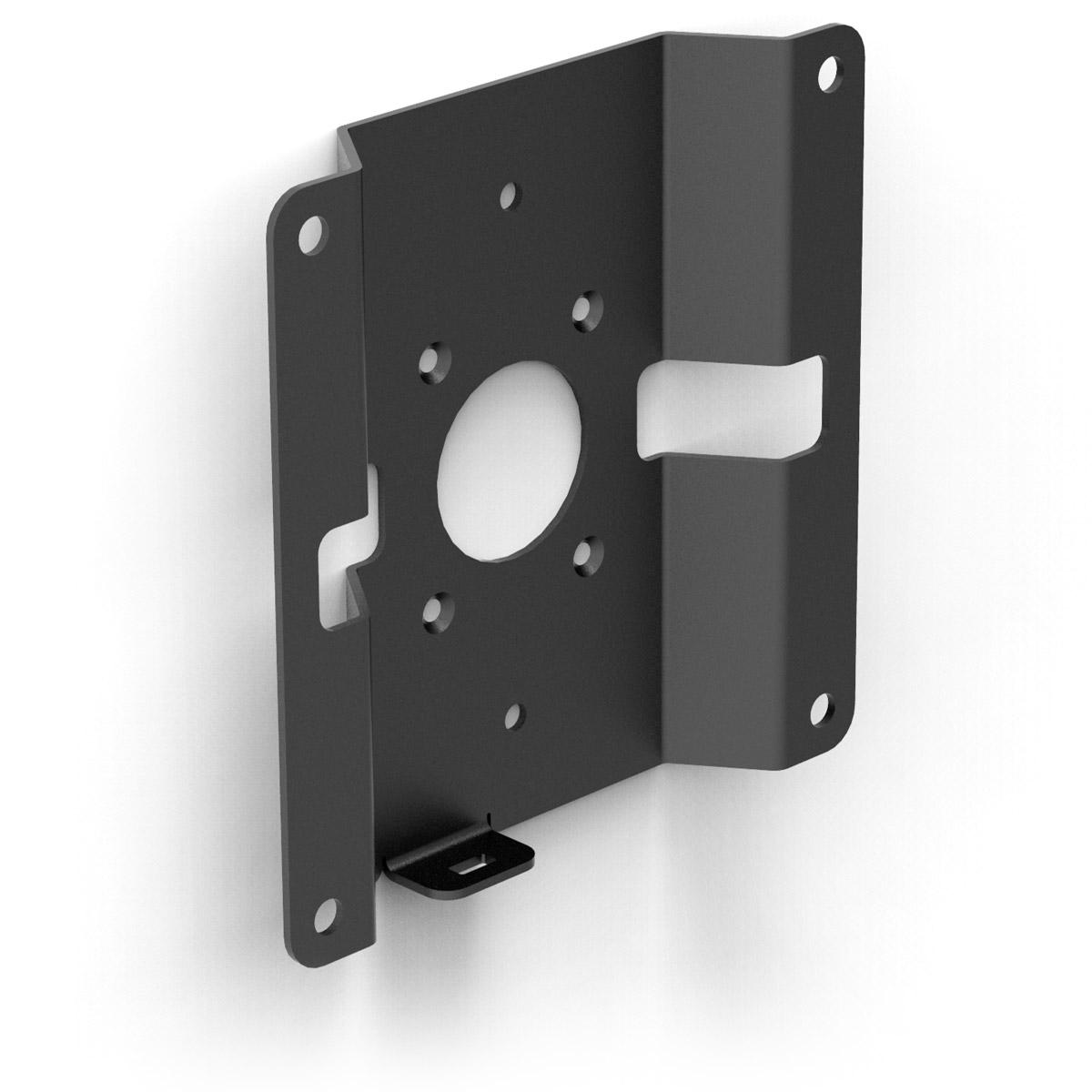 T-bar lock slot